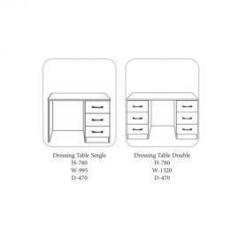 Fairfield – Dressing Table