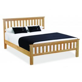 Derrymore – Slatted Bed 4'6