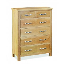 Derrymore – 2 Over 4 Chest of Drawers